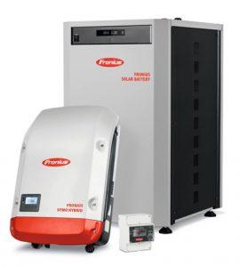 Fronius-Stromspeicher zur Erhöhung des Eigenverbrauch